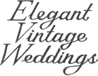 Elegant Vintage Weddings at the Chateau