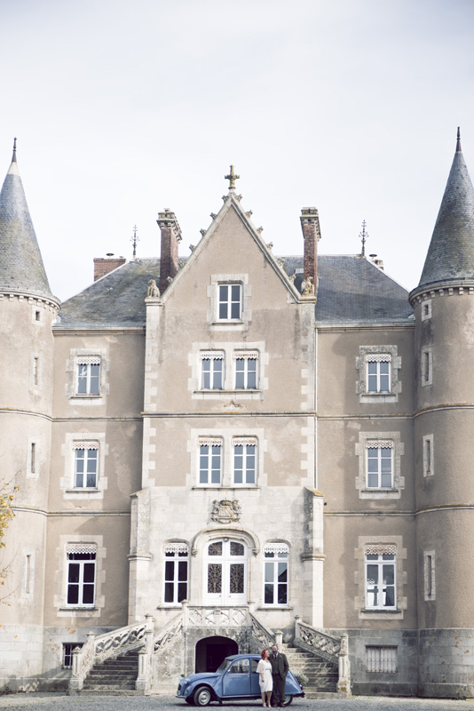 French Chateau restorations