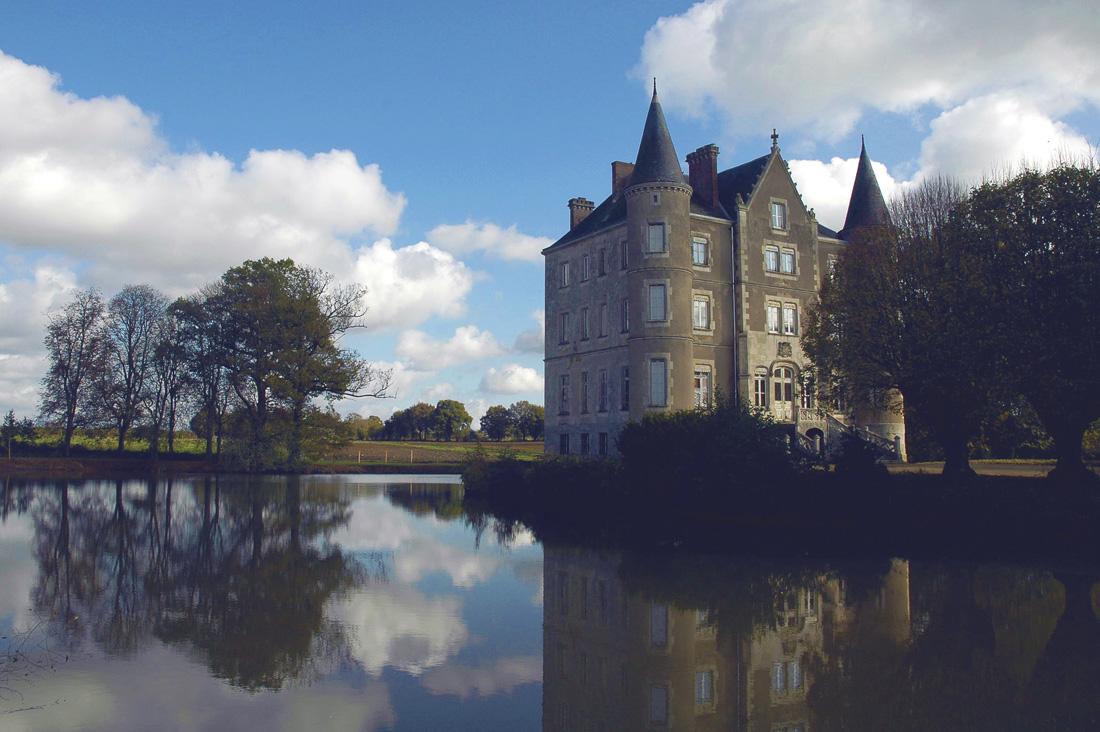 Gallery Chateau De La Motte Husson