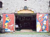 Carnival games room