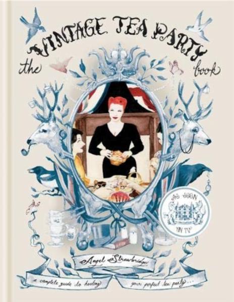 Angel's Vintage Tea Party Book